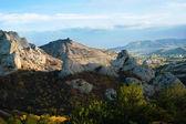 Mountains. Crimea — Stock Photo