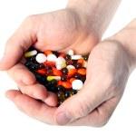 tabletten — Stockfoto