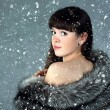 Snow queen — Stock Photo #16805735