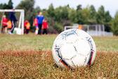 Soccerball — Fotografia Stock