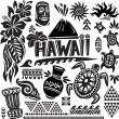 Постер, плакат: Hawaii Set