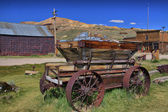 Old Prospectors village — Stock Photo
