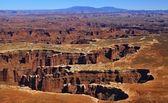Parco nazionale di canyon terre — Foto Stock