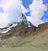 Matterhorn in the Swiss Alps  — Stock Photo