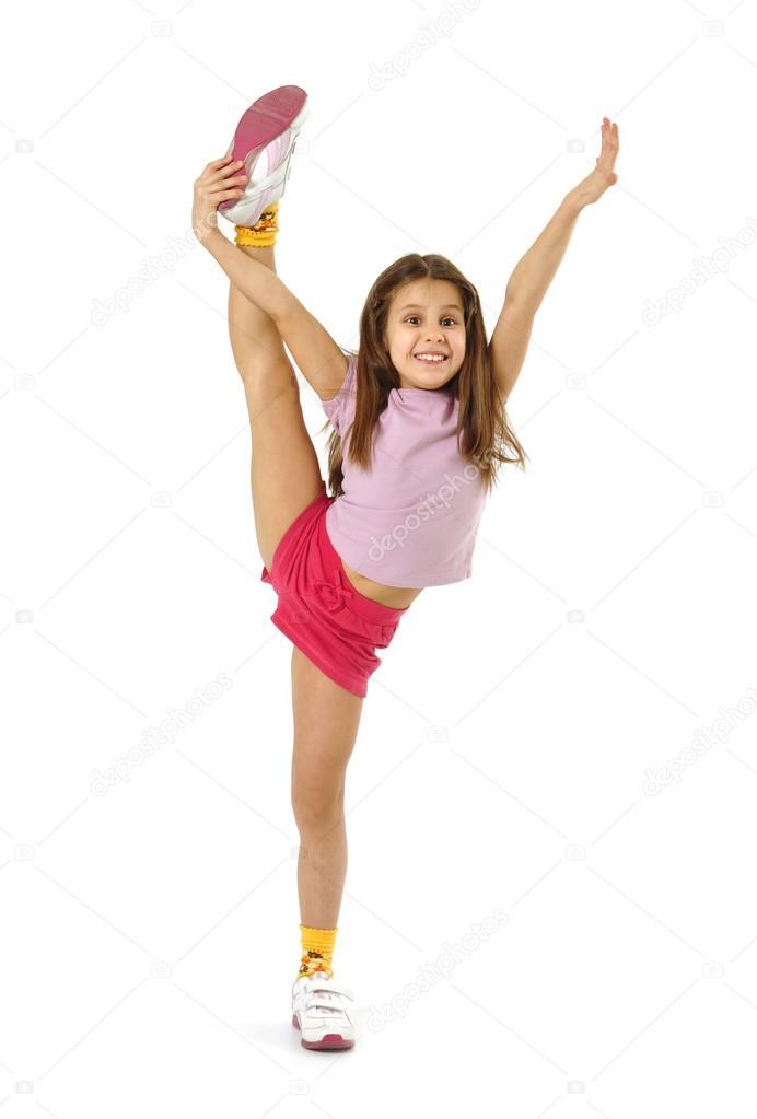 Jeunes gymnastes - YouTube