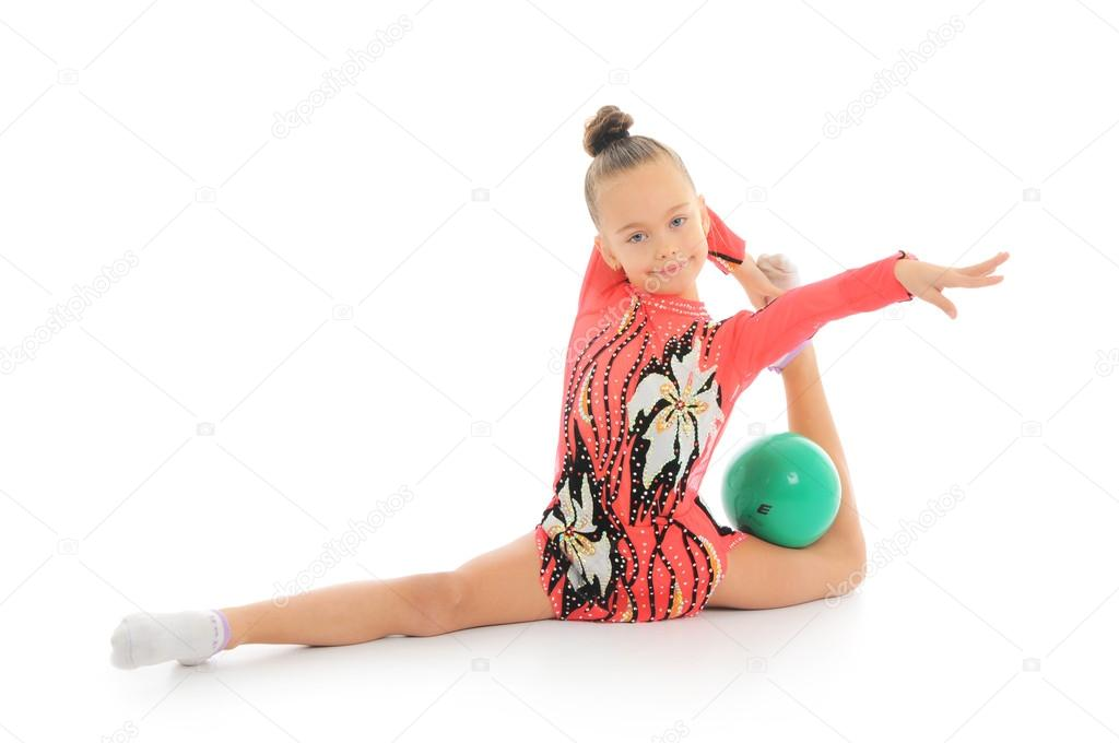 photos of girls gymnastics clothing № 14884