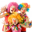Clowns - Stock Photo