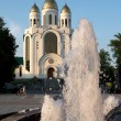Kaliningrad . Cathedral orthodox church. — Stock Photo