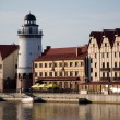Kaliningrad sity — Stock Photo