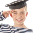 Little sailor — Stock Photo