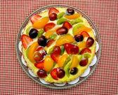フルーツ ケーキ — ストック写真