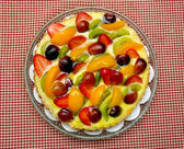 Fruit cake — Stockfoto