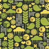 Lemon seamless pattern. — Vecteur