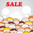 Royalty-Free Stock Vector Image: Women and SALE.