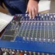 Mixing console — Stock Photo #35390781