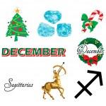 Постер, плакат: December Icons