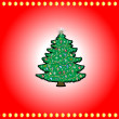 Christmas Design — Vector de stock #16979587