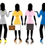 Business Women — Stock Photo #24853443