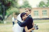 Bröllop par — Stockfoto