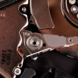Macro photo - Hard Disk Drive. Great details — Stock Photo