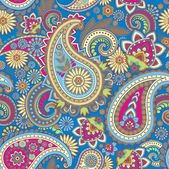 Paisley — Vetorial Stock