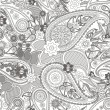 Royalty-Free Stock Vectorielle: Paisley