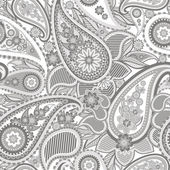 Paisley — Vector de stock