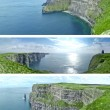 Cliff of Moher Ireland - Stock Photo