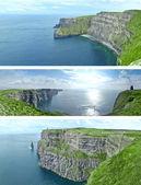 Cliff of Moher Ireland — Stock Photo
