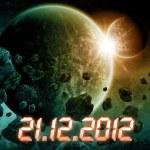 Planet Earth Apocalypse — Stock Photo #14291065