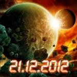 Planet Earth Apocalypse — Stock Photo #14291067