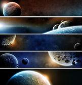 Planet Earth Apocalypse — Stock Photo