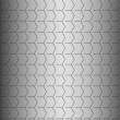 Brushed alloy anti-slip engraved texture with vertical highlight - perfect for 3D modeling and rendering — Stock Photo