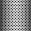 Brushed alloy cooling grid texture with vertical highlight, isolated on black - perfect for 3D modeling and rendering — Stock Photo