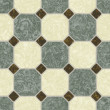 Green and earth tone ceramic tile bathroom floor - seamless texture perfect for 3D modeling and rendering — Stock Photo