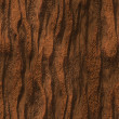 Simulated tree bark background - seamless texture perfect for 3D modeling and rendering — Stock Photo