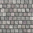 Uneven cobblestone pavement - seamless texture perfect for 3D modeling and rendering — Stock Photo