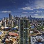 Northern Chicago Skyline — Stock Photo #36684697