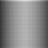 Brushed alloy scale armor plating texture with vertical highlight - perfect for 3D modeling and rendering — Stock Photo