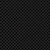 Slightly rusted chain-link fence isolated on black - seamless texture perfect for 3D modeling and rendering — Stock Photo