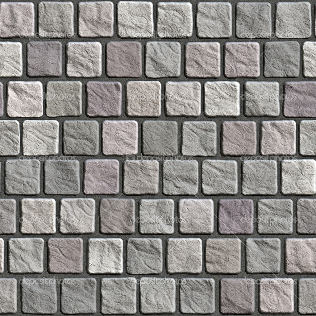 Uneven cobblestone pavement   seamless texture perfect for 3D modeling and rendering   Stock Photo. Uneven cobblestone pavement   seamless texture perfect for 3D