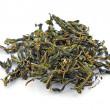 suché bylinkový čaj na bílém pozadí — Stock fotografie