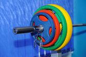 Gym bar — Stockfoto