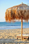 Sombrilla de playa — Foto de Stock