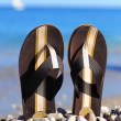 tongs de plage — Photo
