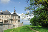 Pidhirtsi Castle, village Podgortsy, Renaissance Palace, Lviv re — Stock Photo