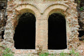 Ruins old fort — Stock Photo