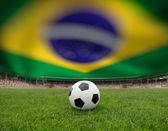 Soccer bal — Stock Photo