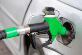 Car refuel — Stock Photo