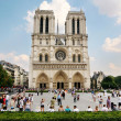 Notre-Dame de Paris — Stock Photo #29762323